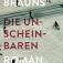 """Lesung: Dirk Brauns """"Die Unscheinbaren"""" (2019 Galiani Berlin)"""