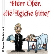 Krimi Murder Mystery Dinner: Herr Ober, Die Leiche Bitte! - Inkl. 4-gänge-menü