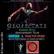 Geoff Tate - 30th Anniversary Of Empire In 2020