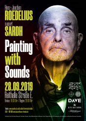 Hans Joachim Roedelius  painting with sound