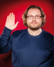 Michael Ulbts - Late-Night-Comedy im Wirtzhaus