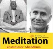 Meditation - kostenloser Abendkurs mit Pradhan Balter