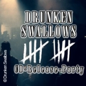 Drunken Swallows Support: Leaving Hawkins Without An Ace - Cd Release Party