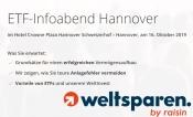 ETF-Infoabend Hannover