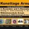 Arnumer Kunsttage 2.11 - 3.11.2019
