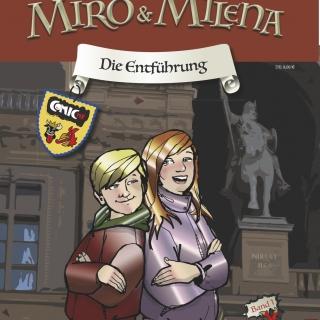Nächste Präsentation des Comics Miro & Milena