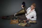 Jo van Nelsens Grammophonlesung: Ein Panter In Berlin - Kurt Tucholsky und der Sound der 20er Jahre
