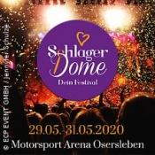 Ticket 29.-31.05.2020 - SchlagerDome Dein Festival 2020