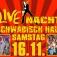Live-Nacht Schwäbisch Hall