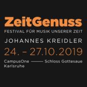 ZeitGenuss - Karlsruher Festival für Musik unserer Zeit