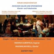 Zwischen Salon Und Opernbühne: Klavier- Und Vokalwerke