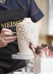 Kreativ-Workshop bei Meissen