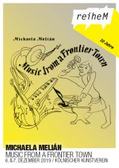 Reihem Präsentiert: Michaela Melián Music From A Frontier Town, Sound- Und Videoinstallation
