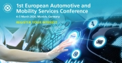 1st European Automotive and Mobility Services Conference