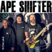 Ape Shifter - Heavy Progressive Riff Rock Tour