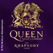Queen Adam Lambert - The Rhapsody Tour 2020