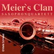 Meiers Clan - Saxophonquartett - Konzert im Advent