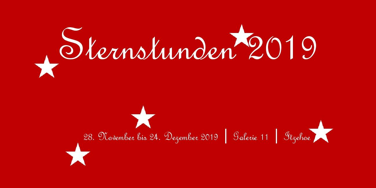 """Ausstellung """"Sternstunden 2019"""""""