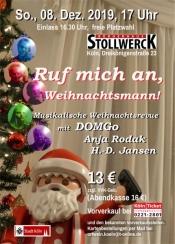 """Ruf mich an Weihnachtsmann!"""