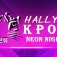 Hallyu KPop Neon Night