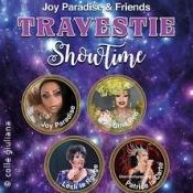 Travestie Revue show Joy Paradise
