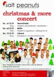 Salt Peanuts Bigband: Christmas & More Concert