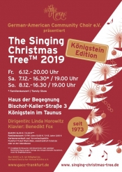 The Singing Christmas Tree