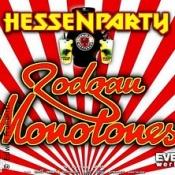 Hessenparty mit Rodgau Monotones