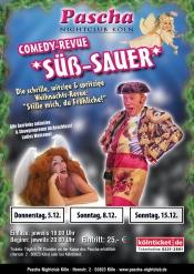Comedy Revue Süß-Sauer