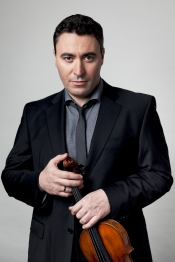 Maxim Vengerov auf Europatour mit dem Armenian State Symphony Orchestra und Sergey Smbatyan