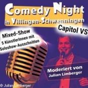 Comedy Night im Capitol Schwenningen