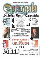 Große Operngala  Im Kloster  Altenberg