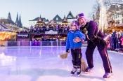 Kindertag auf dem Eis (Eisbahn Heumarkt)