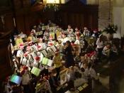 Weihnachtliches Akkordeonkonzert in der Schweriner Schelfkirche