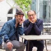 Wolfgang Schorlau & Claudio Caiolo lesen aus Der freie Hund