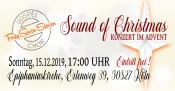 Sound of Christmas - Konzert im Advent