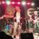 Mens Rock Band Live Im Teufels