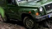 3 stündiges Geländewagen Offroad Abenteuer in Nordhessen