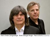 Boogie Woogie Brothers - Axel & Torsten Zwingenberger
