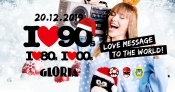 I love 90s Party im Gloria Theater