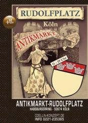 Antikmarkt auf dem Rudolfplatz