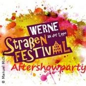 Straßenfestival Werne Aftershowparty