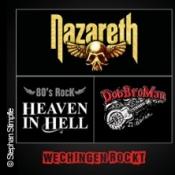 Wechingen Rockt Nazareth Heaven in Hell, DobBroMan
