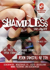 Shameless Saturday - Helau Edition