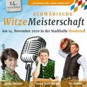 Schwäbische Witzemeisterschaft 2020