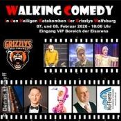 Walking Comedy