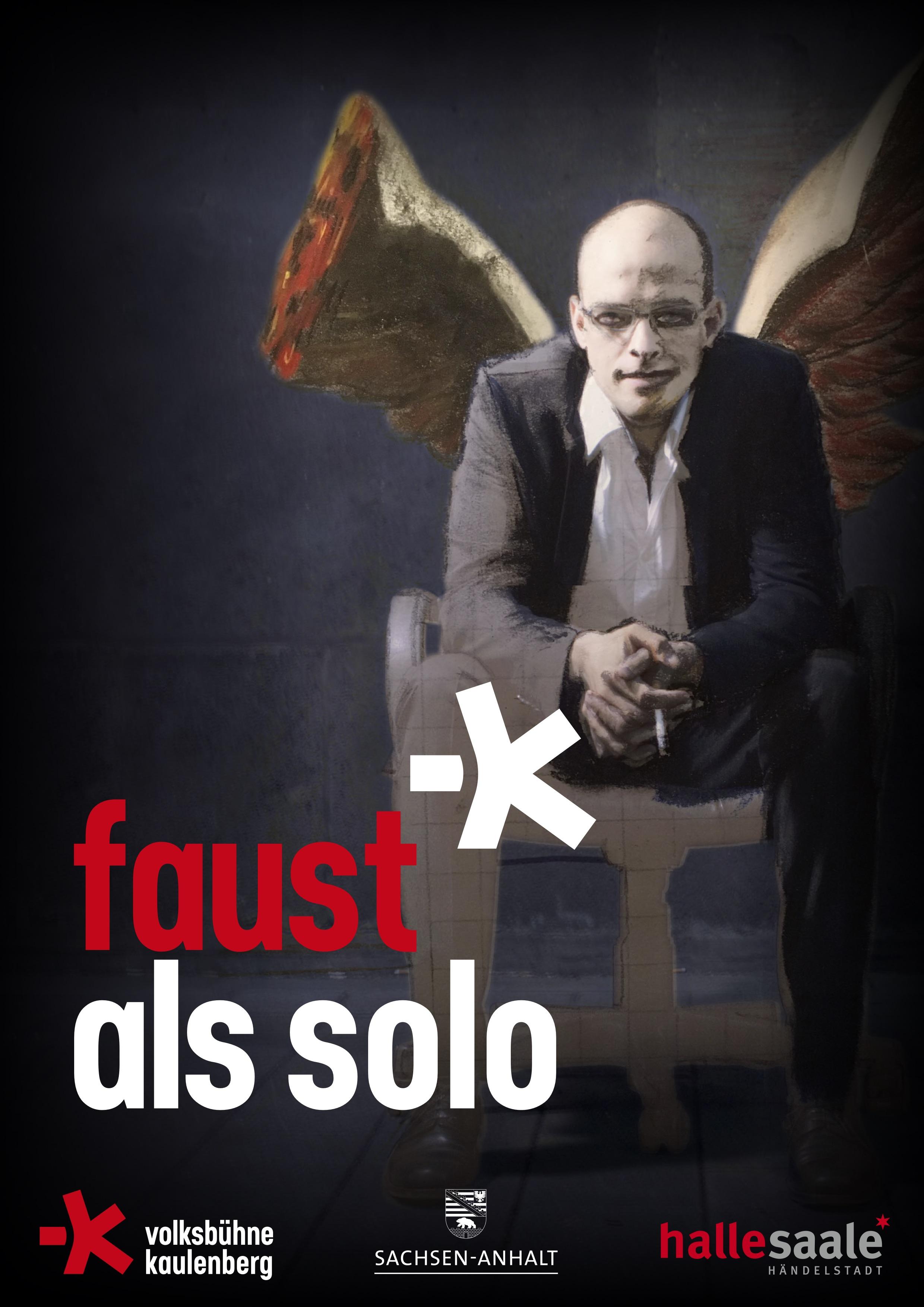 Jonas Schütte: Faust I. - Abgesagt!