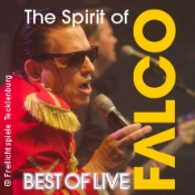 The Spirit Of Falco - The Tribute Concert