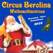 Circus Berolina Weihnachtscircus 2019/2020 - Familientag -