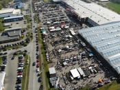 Itzehoer Hagebau-Flohmarkt